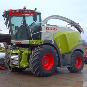 2012 CLAAS JAGUAR 940 FORAGE HARVESTOR  FH3891