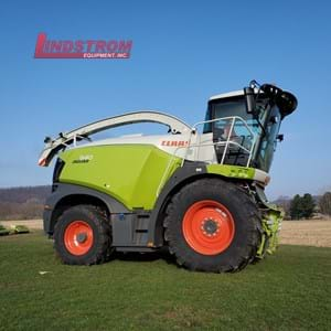 NEW 2018 CLAAS 940 FORAGE HARVESTER  FH2837