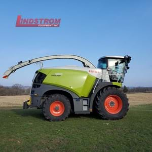 NEW 2019 CLAAS 960 FORAGE HARVESTER  FH3365