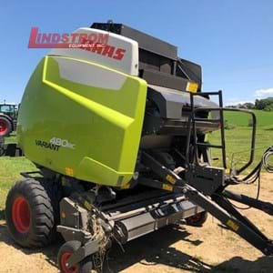 2019 CLAAS VARIANT 460RC RB3280