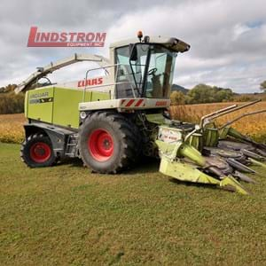 USED 2009 CLAAS JAGUAR 850 FORAGE HARVESTOR  FH4725