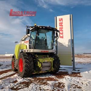 USED 2010 CLAAS 960 FORAGE HARVESTOR    FH4762