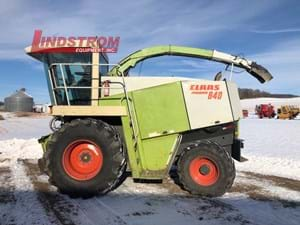 USED CLAAS 840 FORAGE HARVESTOR  FH4765