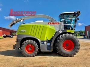 USED CLAAS 960 FORAGE HARVESTER  FH5023