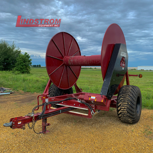 2018 HYDRO ENGINEERING HR88-S MANURE HOSE REEL  HO3153
