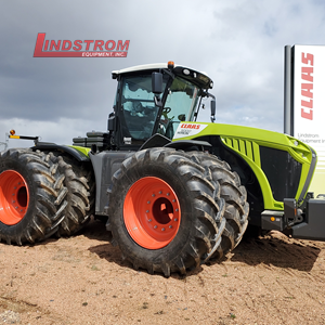 2020 CLAAS XERION 5000 TRACTOR  TR3848