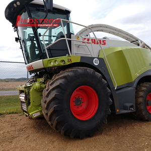 2015 CLAAS JAGUAR 970 FORAGE HARVESTER FH2831