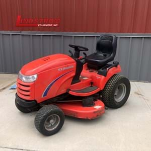2007 USED SIMPLICITY PRESTIGE RIDING MOWER  MO3734