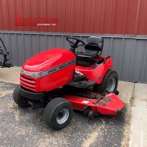 USED 2003 MASSEY FERGUSON 2925H RIDING MOWER  MO3396