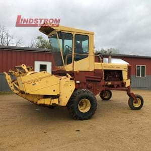 USED 1989 NEW HOLLAND 1499 WINDROWER  MC3392