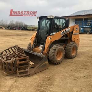 USED 2013 CASE SR200 SKID STEER  SS3961