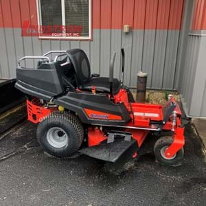 NEW 2020 SIMPLICITY COURIER ZERO TURN MOWER  LG4808