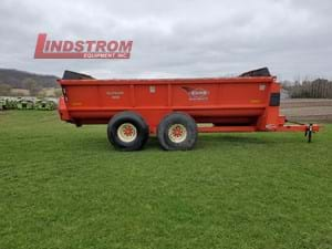 USED 2012 KUHN KNIGHT 8118 MANURE SPREADER  SP4768