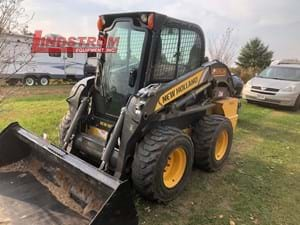 USED 2016 NEW HOLLAND L220 SKID STEER   SS4536