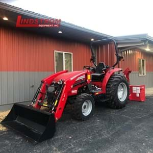 NEW 2020 MASSEY FERGUSON 1840MH COMPACT TRACTOR  TR3982