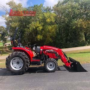 NEW 2020 MASSEY FERGUSON 1840MH COMPACT TRACTOR  TR4530