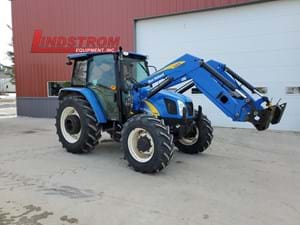 USED 2009 NEW HOLLAND  TRACTOR   TR4750