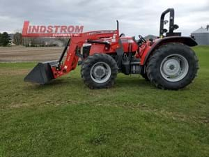 USED 2018 MF 4707 TRACTOR