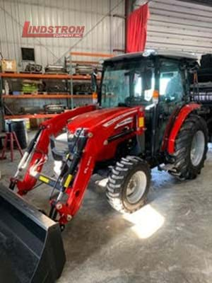 NEW 2021 MASSEY FERGUSON 1840MH COMPACT TRACTOR  TR5346